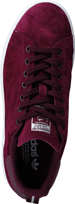 adidas Originals Stan Smith Maroon/Maroon/Ftwr White