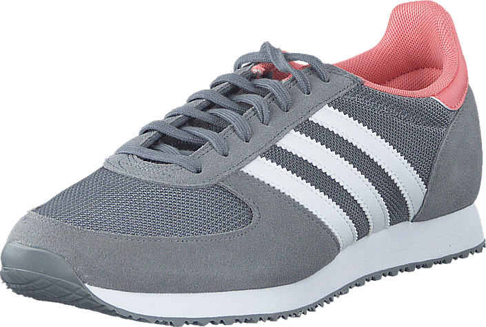 adidas Originals - Zx Racer W Grey/Ftwr White/Peach Pink