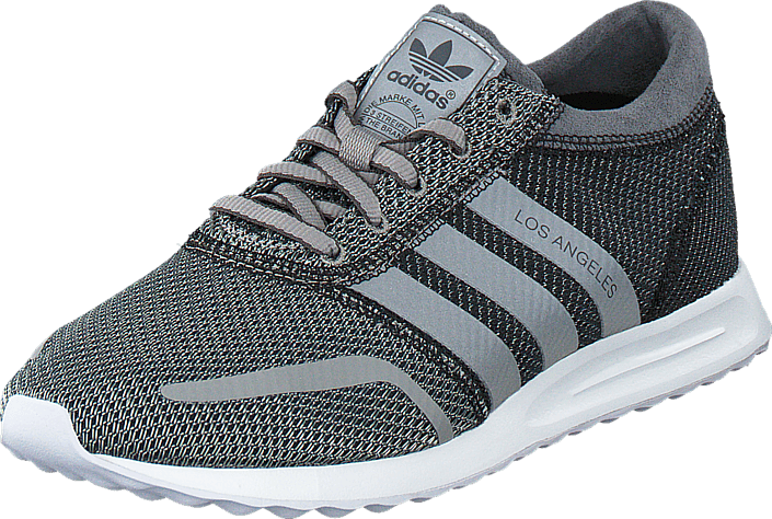 adidas Originals - Los Angeles Solid Grey/Metallic Silver