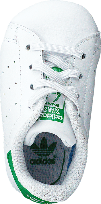 adidas Originals - Stan Smith Crib Ftwr White/Green