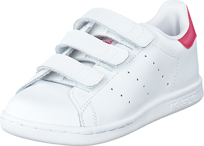 adidas Originals - Stan Smith Cf I Ftwr White/Bold Pink