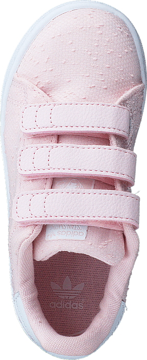 adidas Originals - Stan Smith Cf I Halo Pink S16/Ftwr White