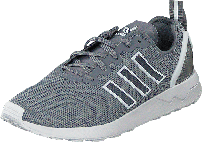 adidas Originals - Zx Flux Racer Grey/Grey/Ftwr White