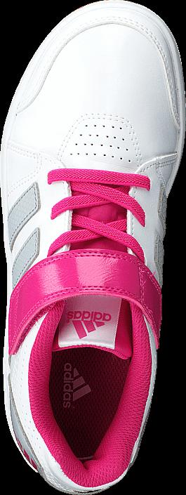 adidas Sport Performance - Lk Trainer 7 El K Ftwr White/Clear Onix/Pink