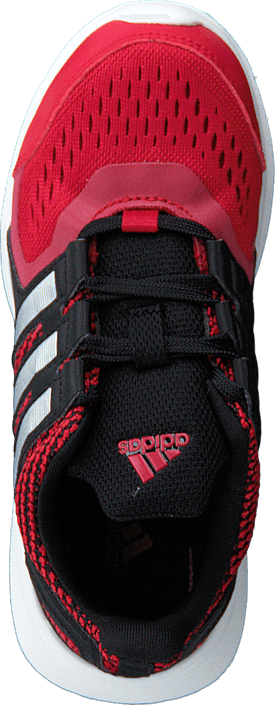 adidas Sport Performance - Hyperfast 2.0 K Core Black/Silver/Power Red