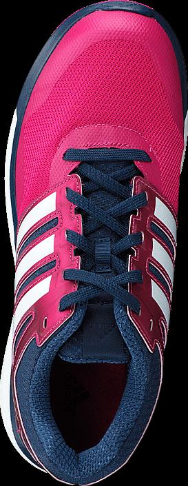 adidas Sport Performance - Supernova Glide 8 K Eqt Pink/White/Mineral Blue
