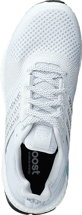 adidas Sport Performance - Ultra Boost St Glow M Ftwr White/Silver Met