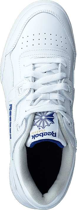 Reebok - Workout Plus Wht/Royal