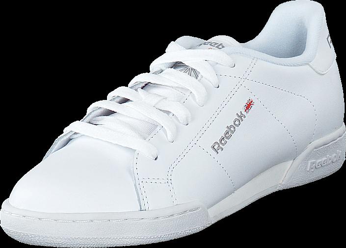 Reebok Classic - NPC II NE White/Flat Grey