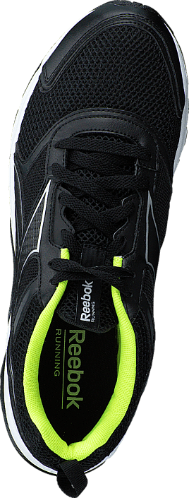 Reebok - Pheehan Run 4.0 Black/White/Yellow/Silver