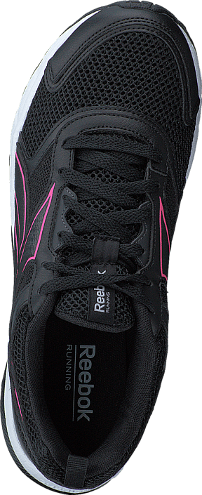 Reebok - Pheehan Run 4.0 Black/Coal/White/Poison Pink