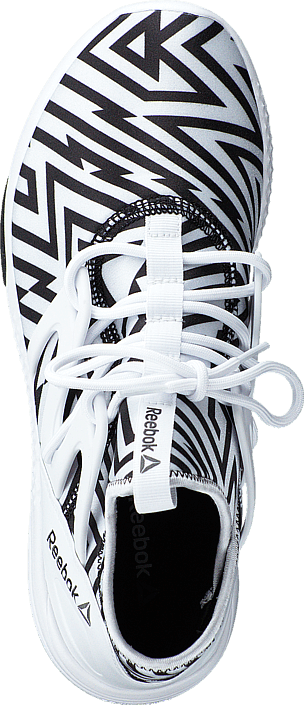 Reebok - Hayasu White/Black/Graphic Stripes