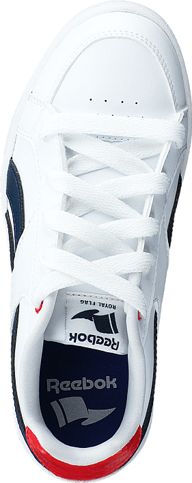 Reebok - Reebok Royal Prime White/Navy/Motor Red