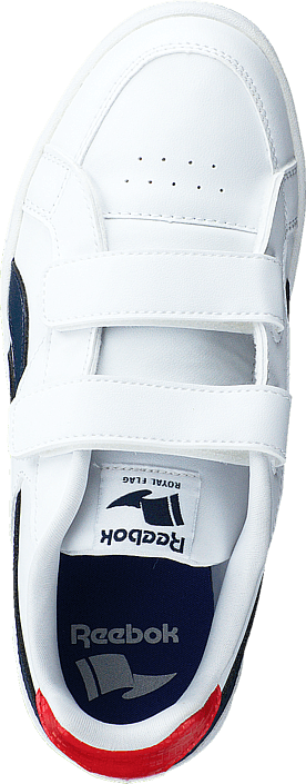 Reebok - Reebok Royal Prime  Alt White/Navy/Motor Red