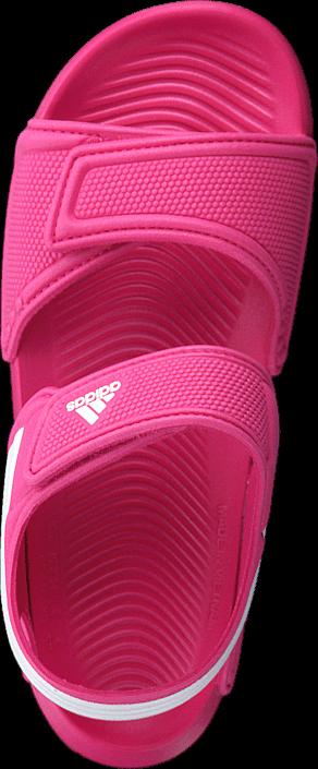 adidas Sport Performance - Akwah 9 K Pink S16/Ftwr White
