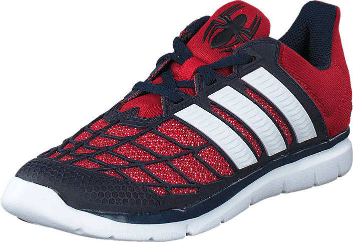 adidas Sport Performance - Disney Spider-Man K Power Red/White/Navy