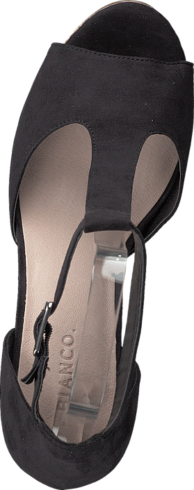 Bianco - T-bar sandal DJF 16 Black