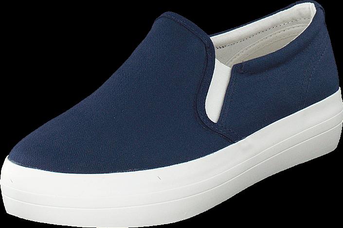 Vagabond 4144-380 Keira dk Blue, Sko, Flade sko, Slip on, Blå, Dame, 37