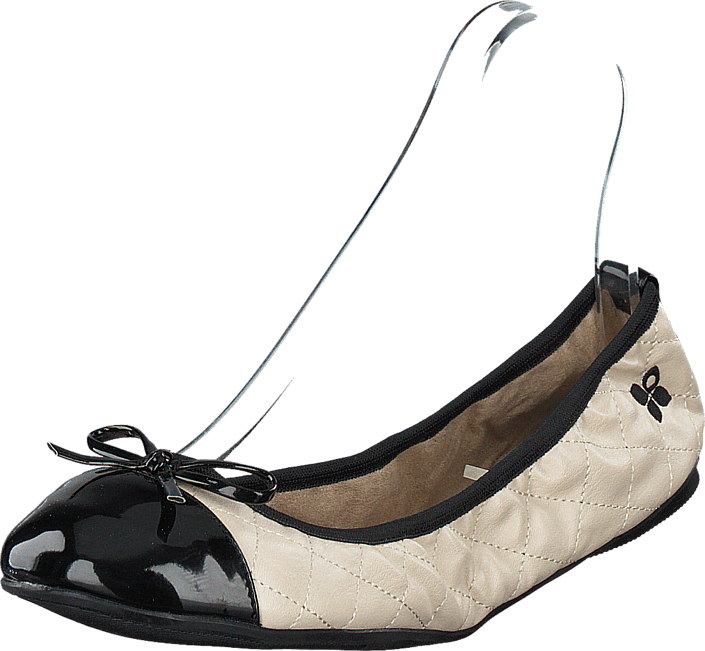 Butterfly Twists - Olivia Cream / Black