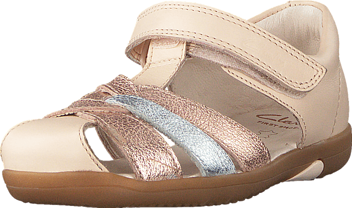 Clarks - Softly Mae Fst Rose Gold