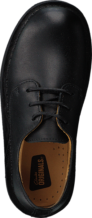 Clarks Desert London Boy Inf Black