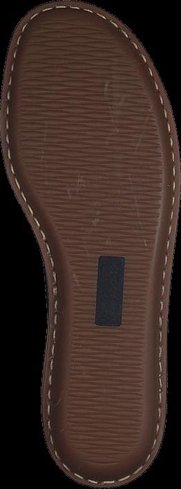 Clarks - Tustin Talulah Navy Leather