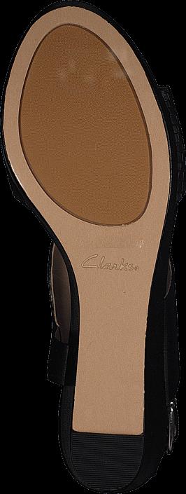 Clarks - Ornate Fleur Black Leather