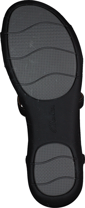 Clarks - Un Valencia Black Leather