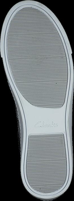 Clarks - Glove Glitter Blk/White