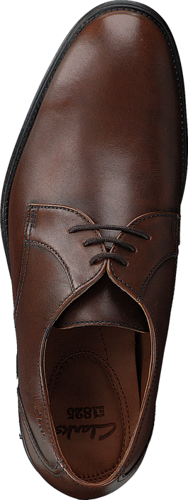 Clarks - Kolby Walk Brown Leather