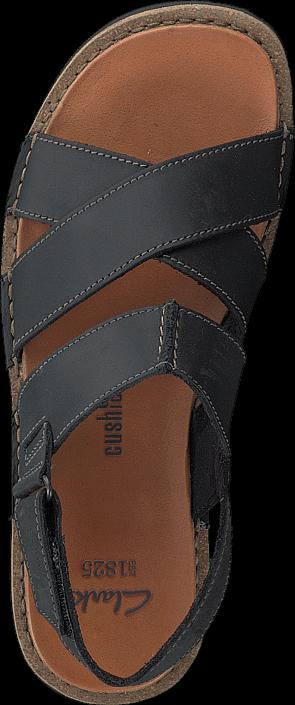 Clarks - Lynton Bay Black Leather