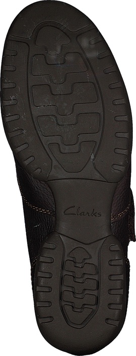 Clarks - Recline Open Mahogany Leather