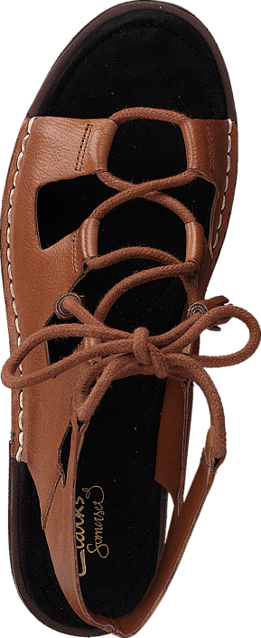Clarks - Cabaret Scene Tan Leather