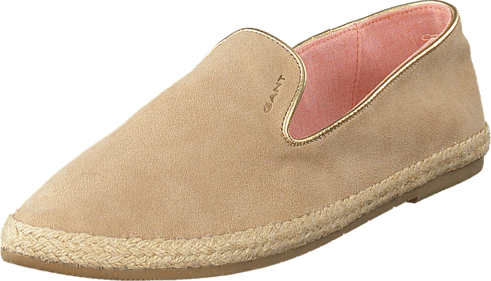 Gant - Gina Suede G27 Putty Cream Beige