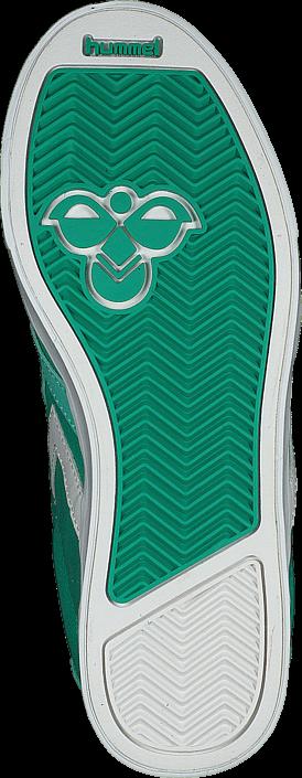 Hummel Stadil canvas junior low Vivid green