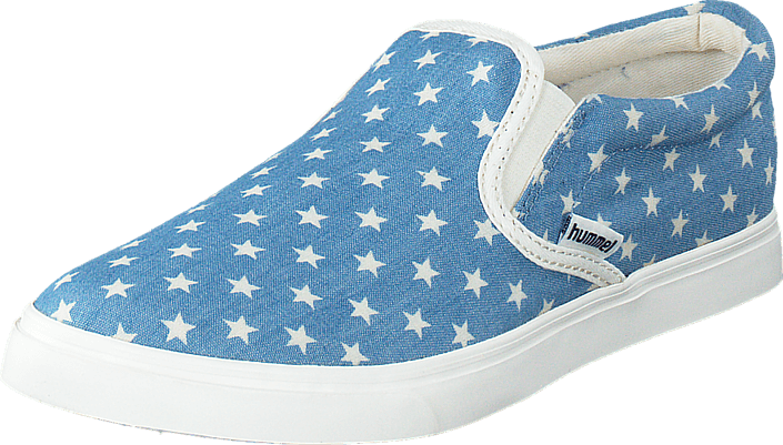 Hummel Slip-on star junior Blue
