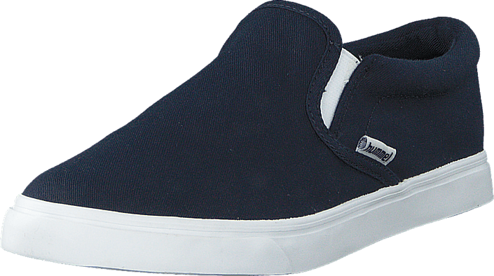 Hummel - Slip-on canvas junior Dress blue
