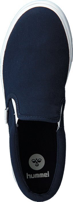 Hummel - Slip-on canvas junior Dress blue