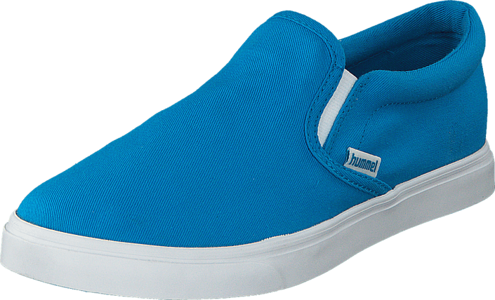 Hummel - Slip-on canvas junior Methyl blue
