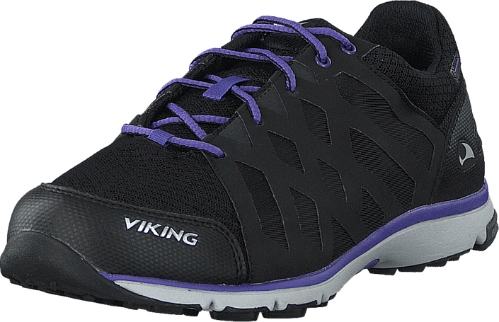 Viking Skog W GTX Black/Purple