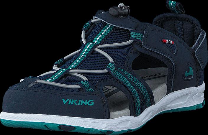 Viking Loke Navy/Green