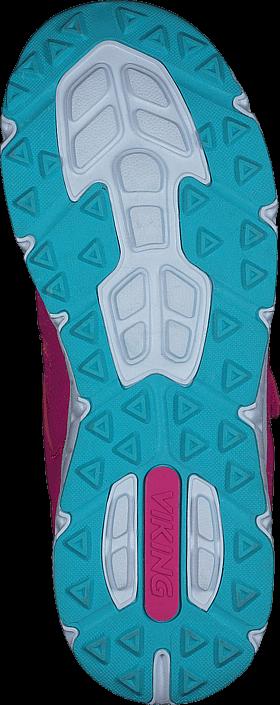 Viking - Riptide II Magenta/Turquoise
