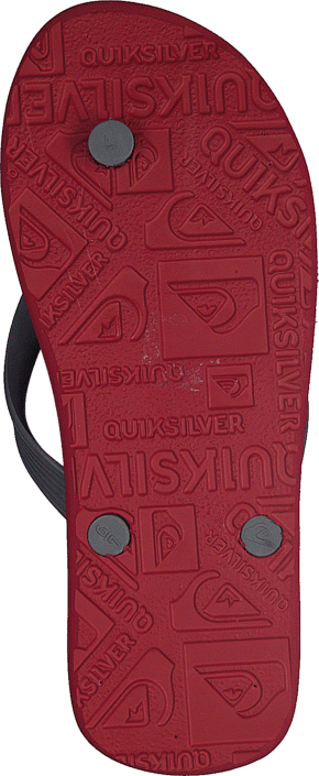 Quiksilver - Qs Java Wordmarkyt B Sndl Red/Grey/Black