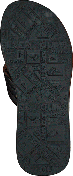 Quiksilver - Qs Carver Nubuck M Sndl Demitasse - Solid