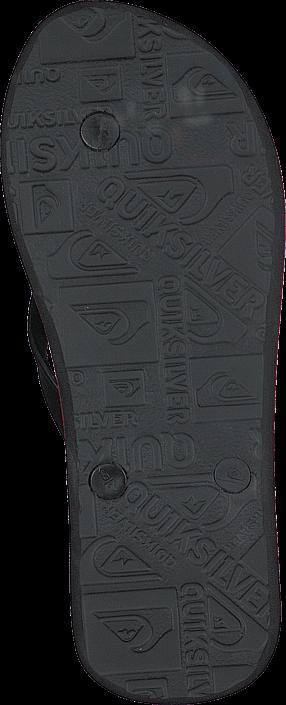 Quiksilver - Qs Molokai Check R M Sndl Black/Red/Black