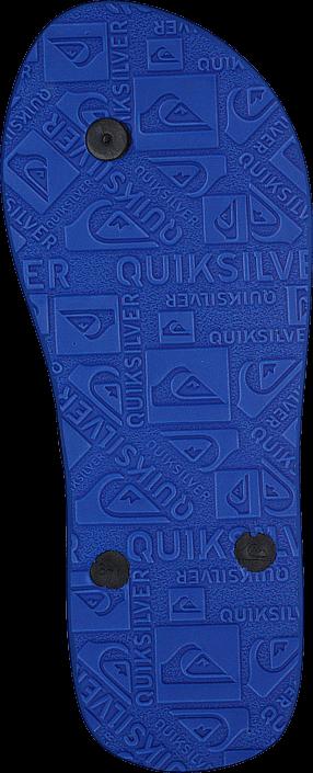 Quiksilver - Qs Java Wordmark M Sndl Black/Blue/Blue