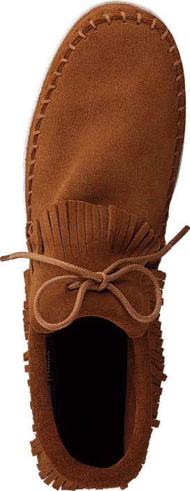Minnetonka - Venice Brown Suede