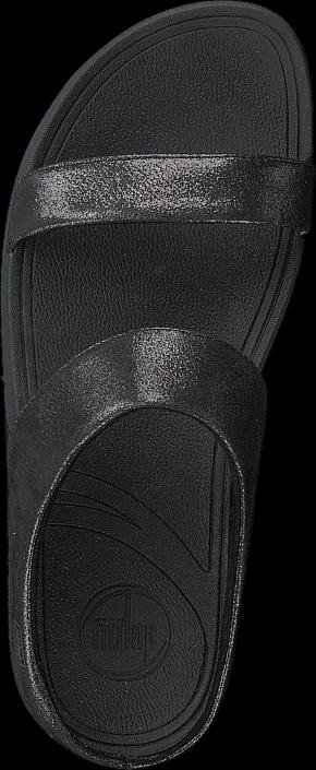 Fitflop - Lulu Shimmersuede S Black