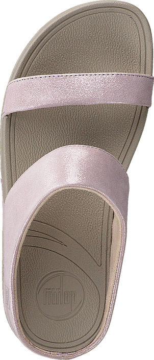 Fitflop - Lulu Shimmersuede S Nude