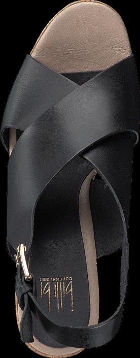Billi Bi - 4088 Black Vaqueta